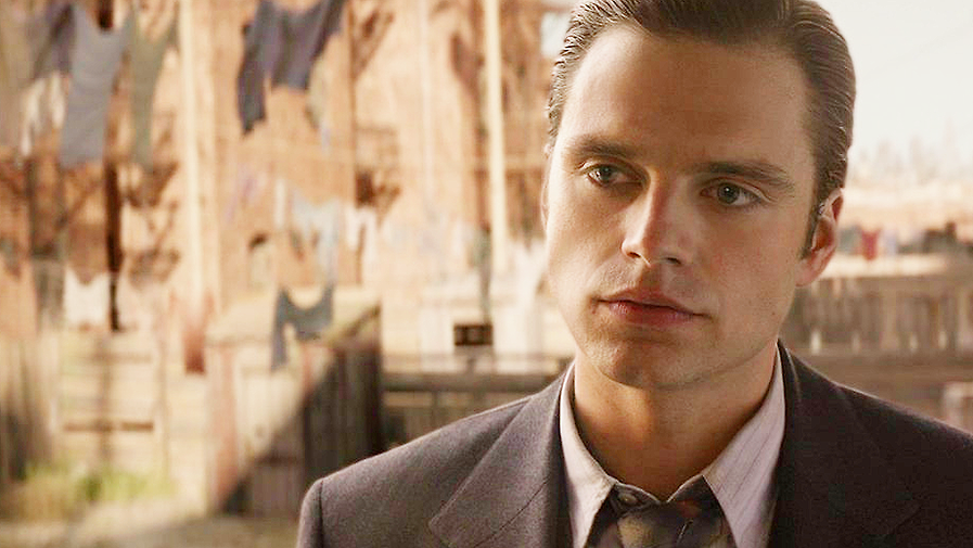 Kiss My Wonder Woman: What If: Bucky Barnes from 'Captain