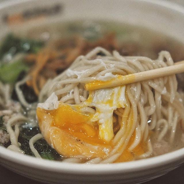 Ban Mian Soup
