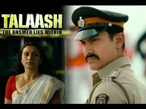 Aamir Khan's Talaash Gets A U/A Certificate!
