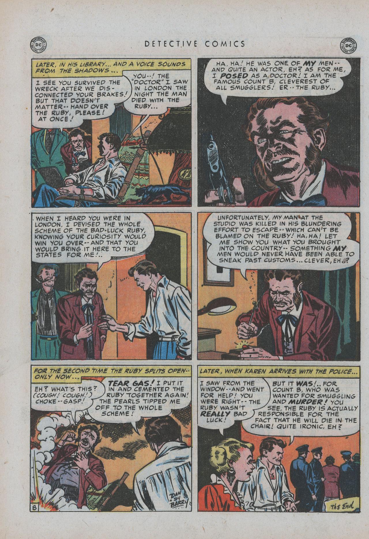 Read online Detective Comics (1937) comic -  Issue #154 - 24