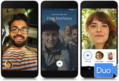Google'dan Telefonlar için Görüntülü Arama Uygulaması: Google Duo