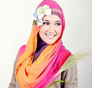 Aksesoris Hijab : Headband