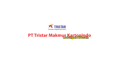 Lowongan Kerja PT. Tristar Makmur Kartonindo Terbaru