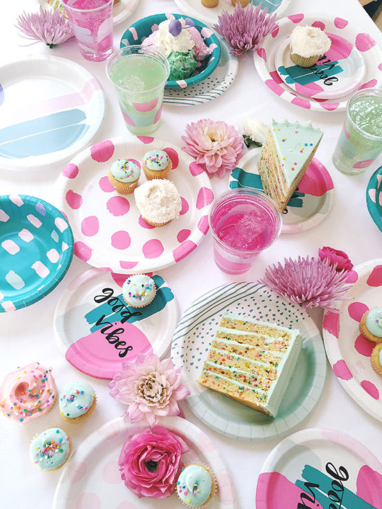 5 New Party Lines Perfect for Spring Entertaining; Cheeky x Design Love Fest