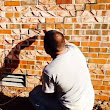 What is tuck-and-point mortar repair?