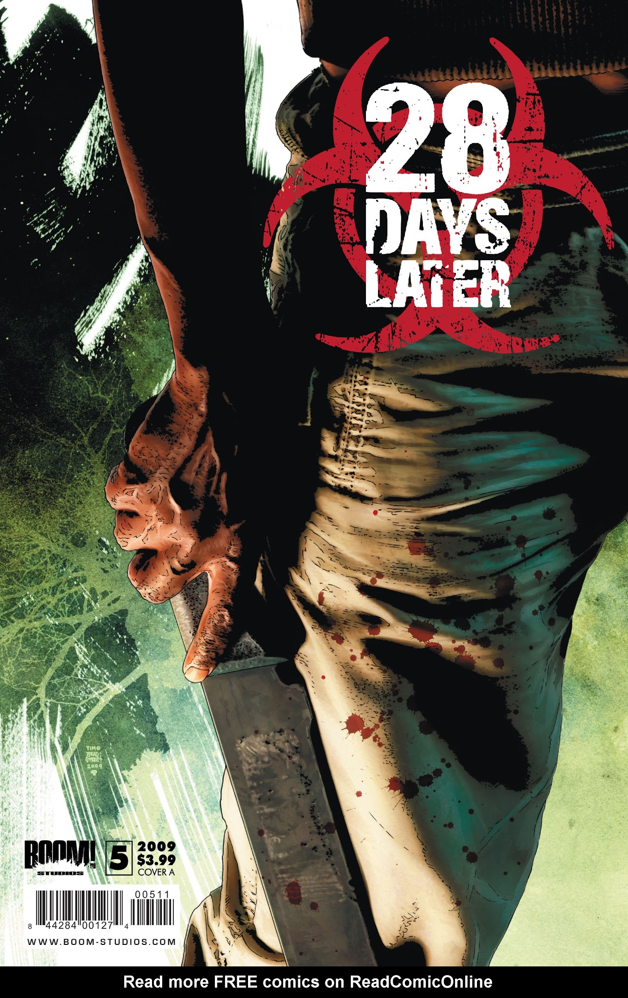 28 Days Later 5 Page 1