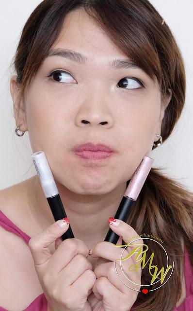 a photo of Althea Spotlight Eye Glitter Review by Nikki Tiu of askmewhats.com