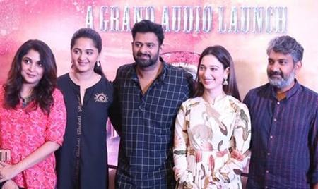 Baahubali 2 Movie Team press Meet – Exclusive