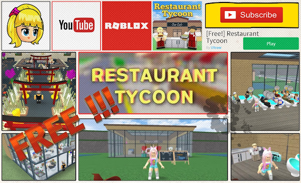 Roblox Restaurant Tycoon Gameplay - the Restaurant Tycoon is