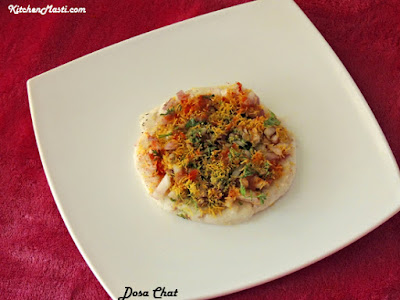 Dosa Chaat