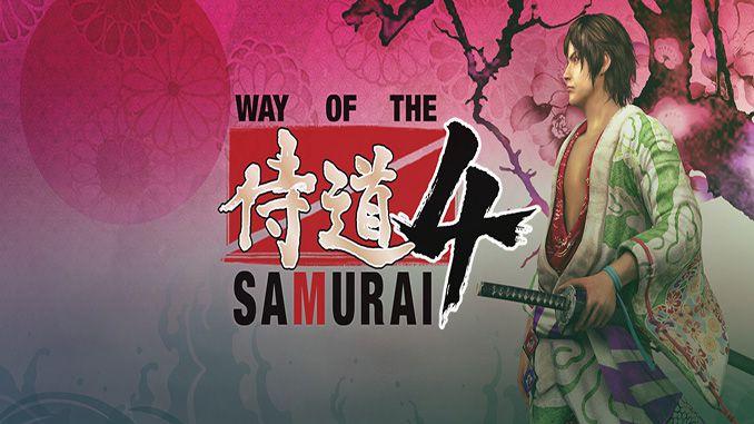 Way of the Samurai 4 + DLC Pack