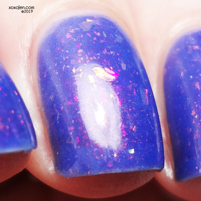 xoxoJen's swatch of DRK Nails Everything is Possible