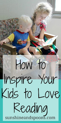 How to Inspire Your Kids to Love Reading with Reading Parties!