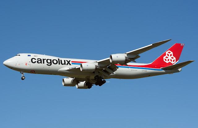 boeing 747-8 cargolux