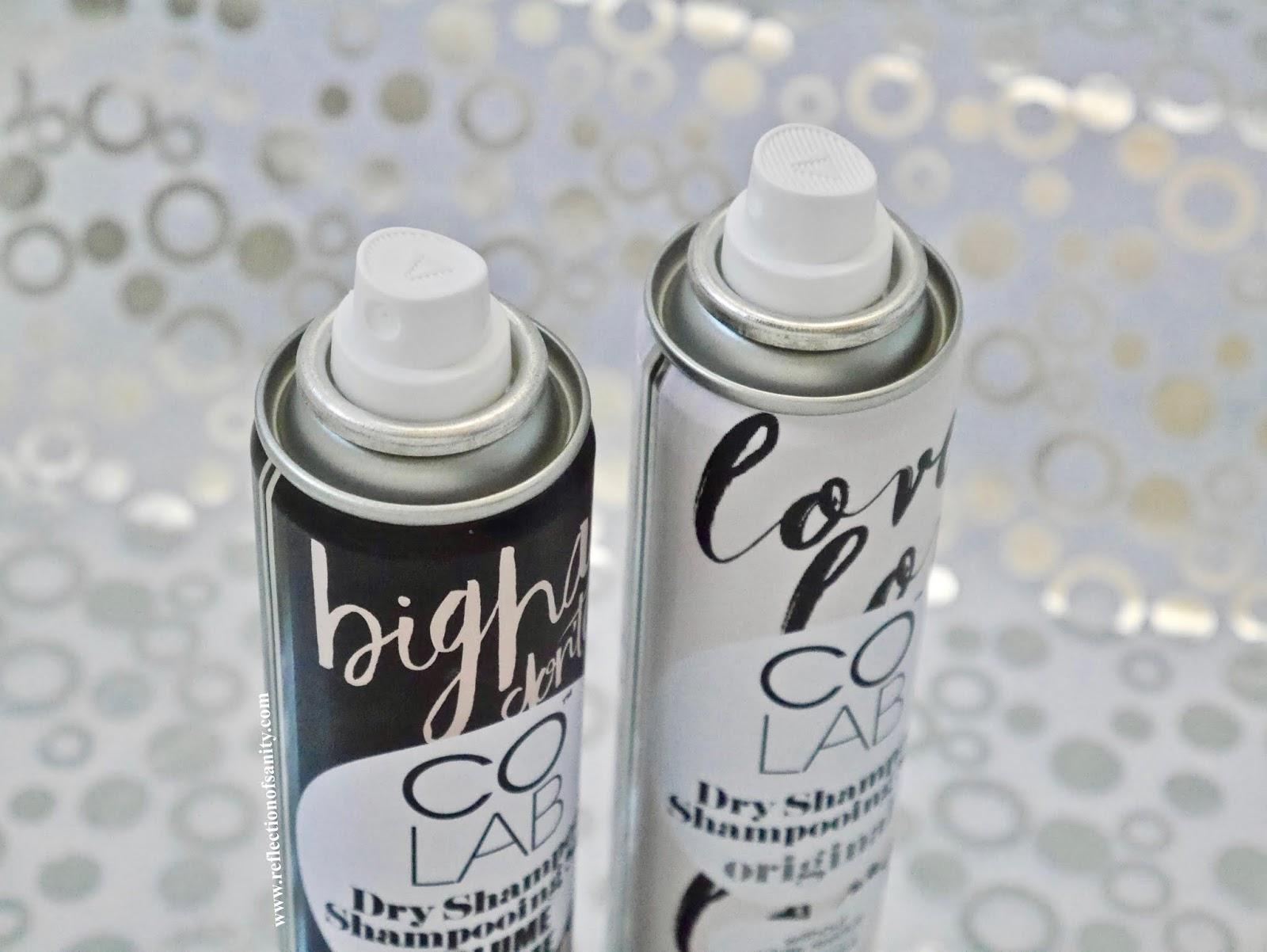 haircare, beauty, dry shampoo, Canadian beauty