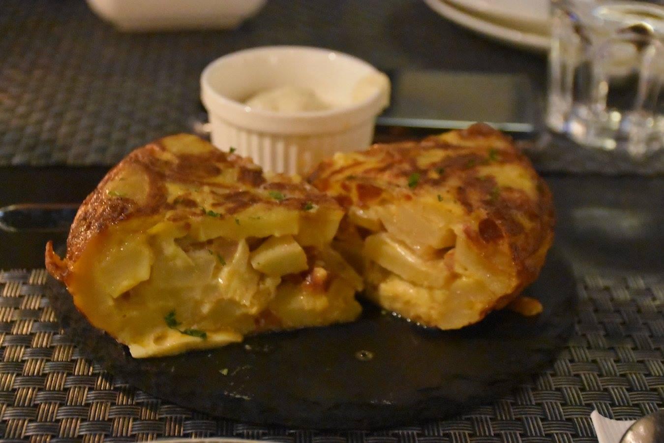 Welcome to Dailyfeedman Blogs 歡迎蒞臨饞餵人網誌: 吃在天后的西班牙菜