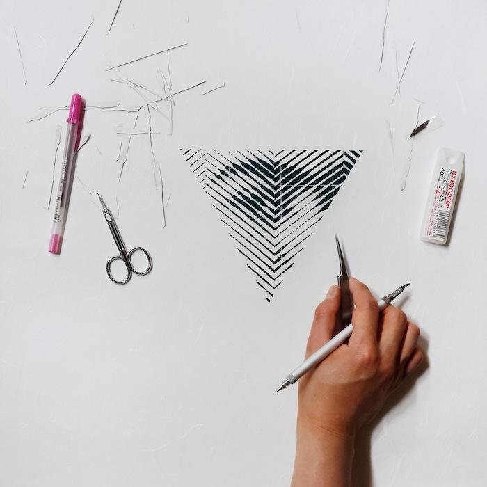artista collage