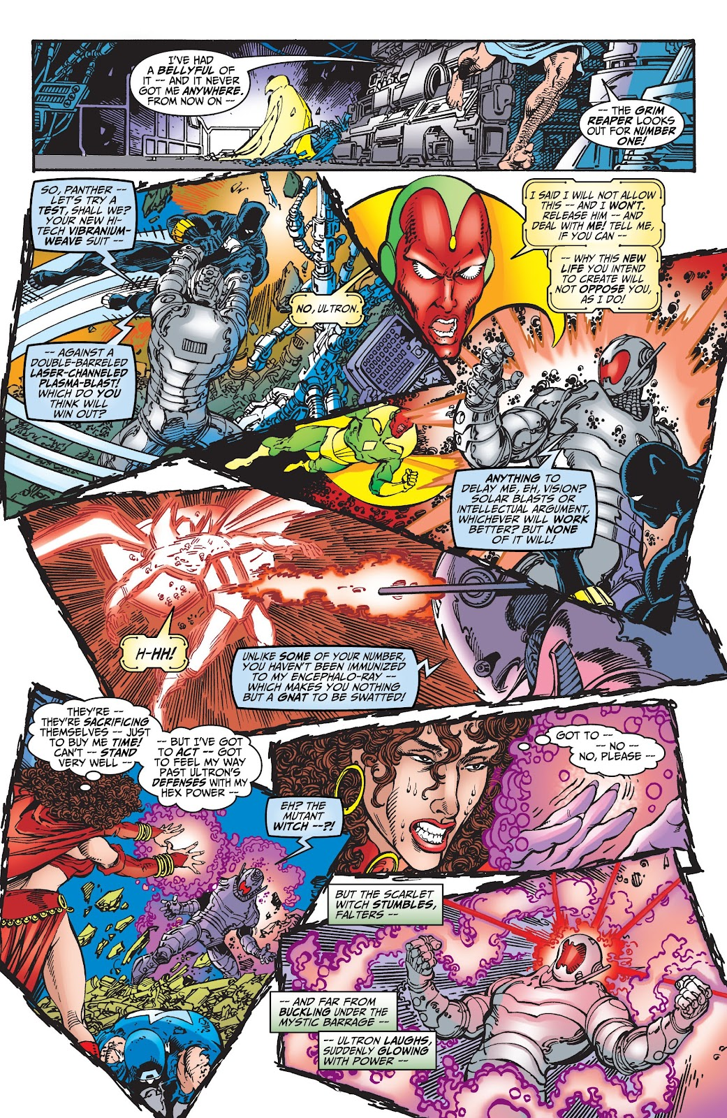 Avengers (1998) issue TPB 2 (Part 4) - Page 16