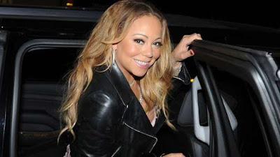 Mariah Carey Nearly Suffers Another Wardrobe Malfunction