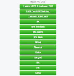 Materi Modul PLPG Semua Mata Pelajaran Plus Kurikulum 2013