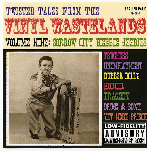 Johnny Steele Power Of The Night: Oldies But Goodies: Twisted Tales From The Vinyl