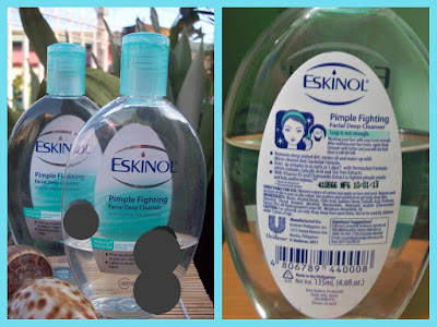 Eskinol Pimple Fighting Facial Deep Cleanser review
