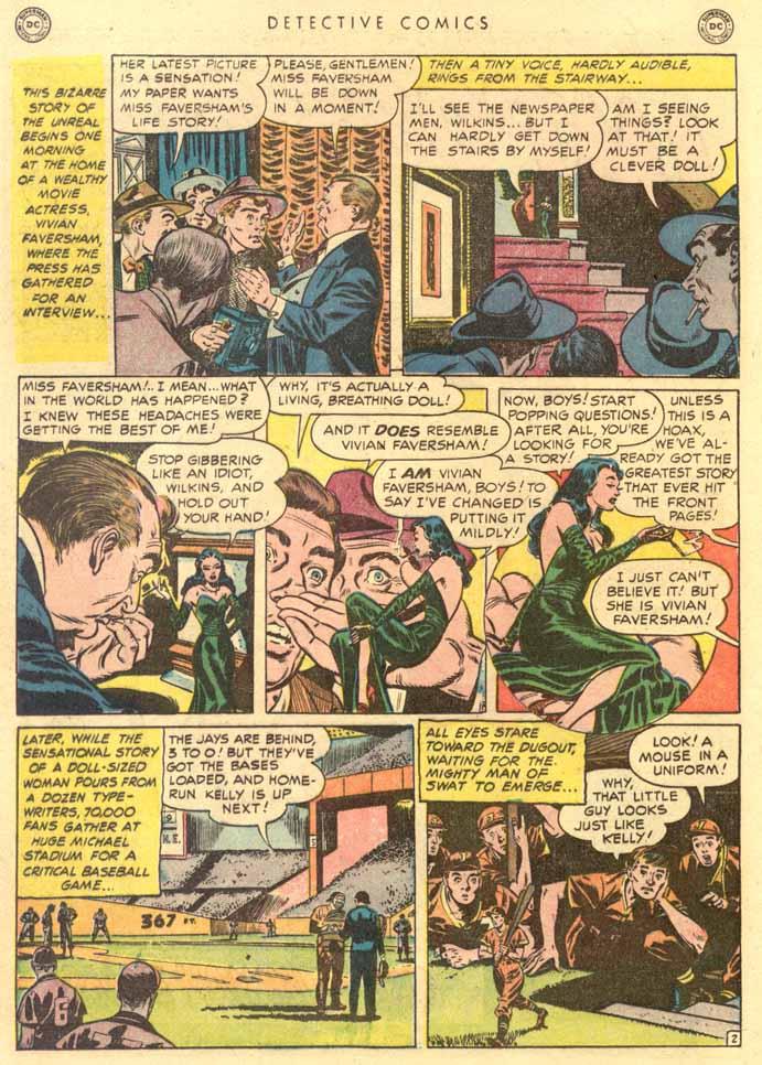 Read online Detective Comics (1937) comic -  Issue #159 - 18