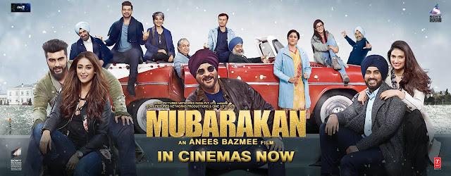 Mubarakan Movie Tickets Offers :50% Paytm Cashback & Free Via Bookmyshow