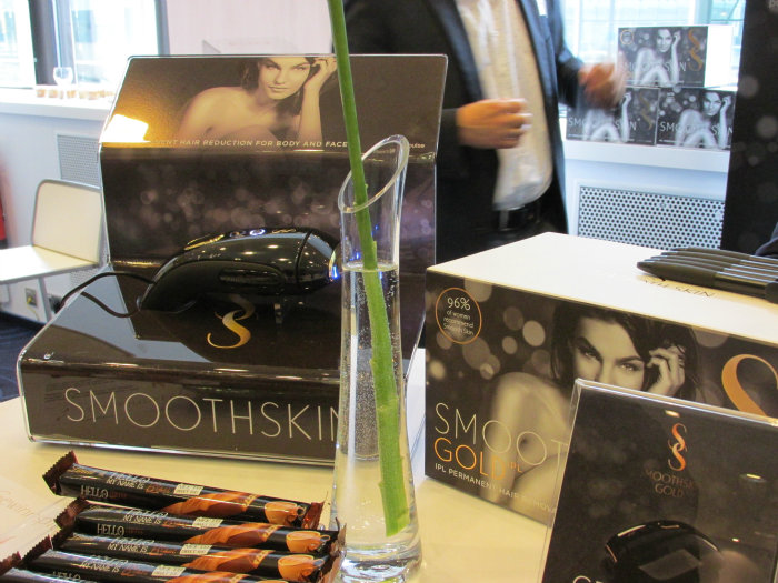 Beauty Press Blogger Event - Smoothskin Gold dauerhafte Haarentfernung mit IPL