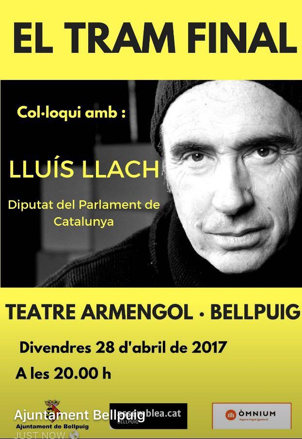 Col·loqui amb Lluís Llach