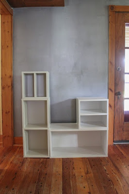 Mudroom Storage 3