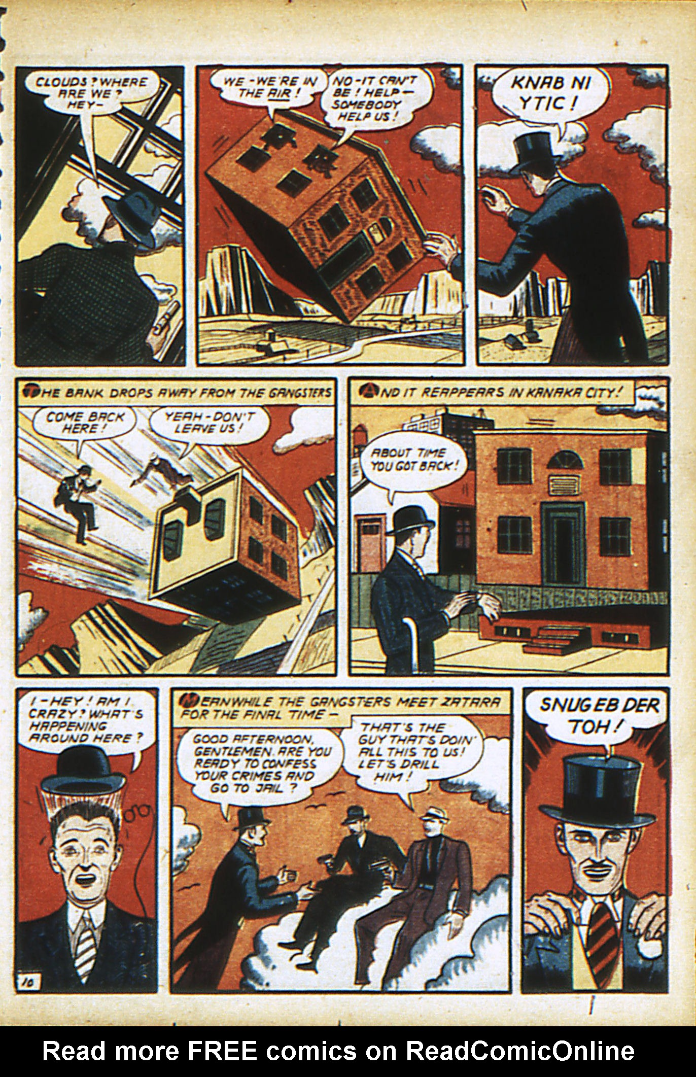 Read online Action Comics (1938) comic -  Issue #28 - 66