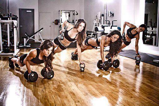 Nie chcę schudnąć tylko wyrobić mięśnie