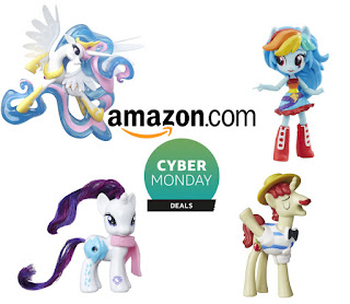 Amazon Cyber Monday My Little Pony Deals Now Live