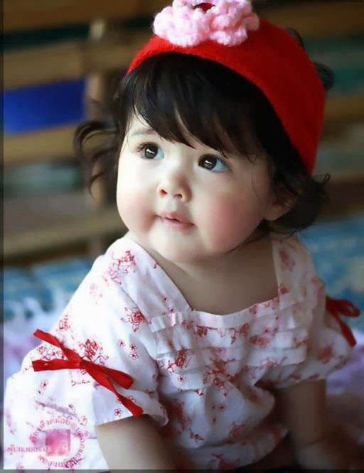 tatlı bebek güzel görüntü