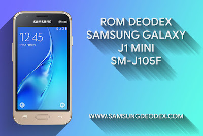 ROM DEODEX SAMSUNG J105F