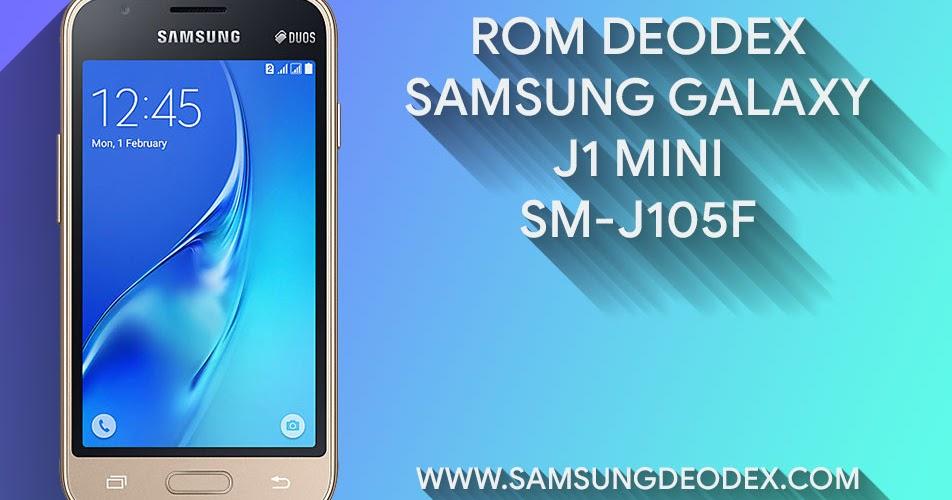 ROM DEODEX SAMSUNG J105F - Samsung Deodex