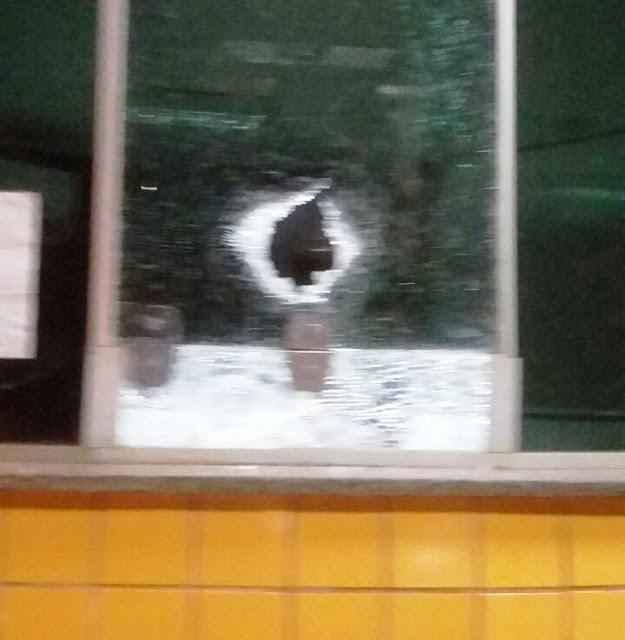 URGENTE: Bandidos metralharam posto da PRF em Açailandia-MA, e fizeram um policial refem.