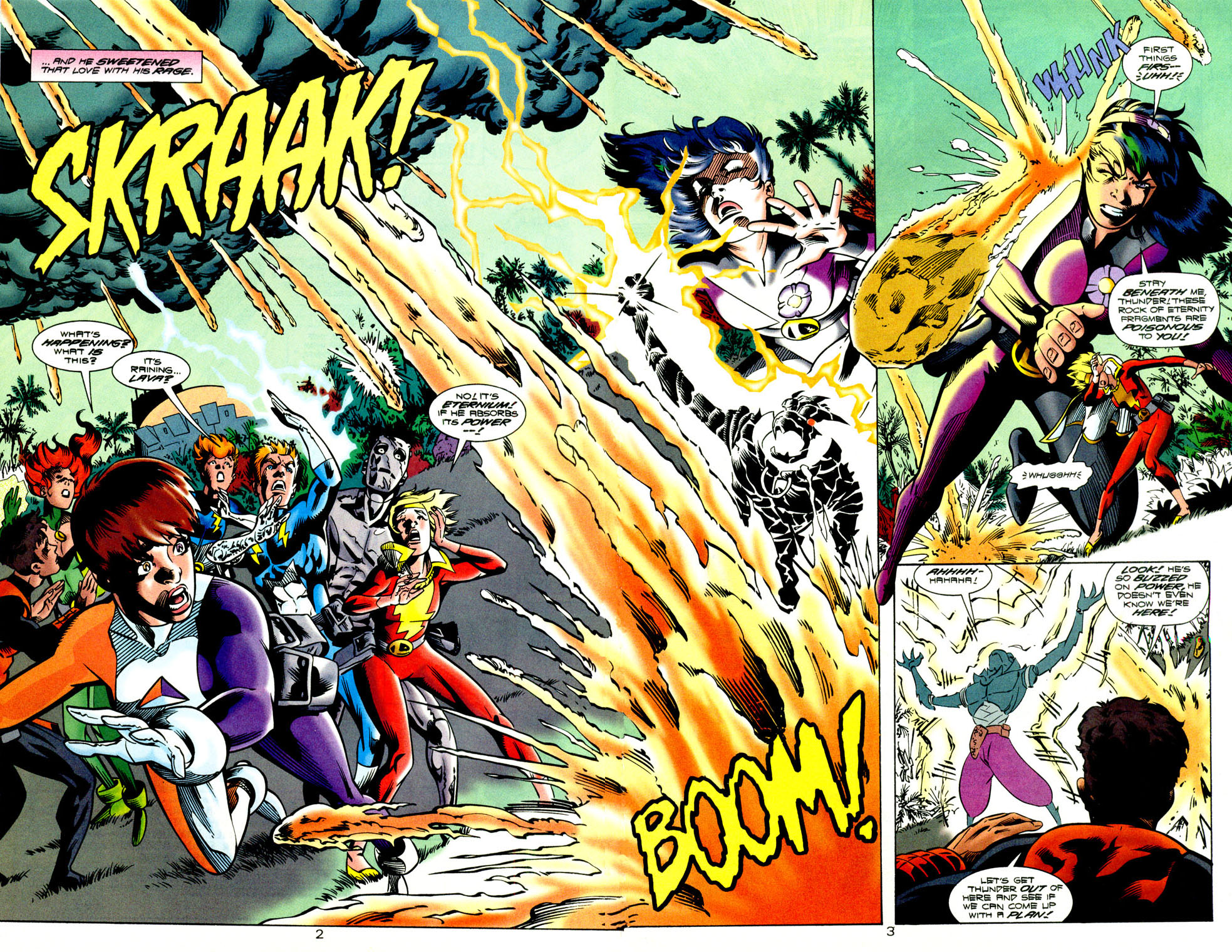 Legion of Super-Heroes (1989) 118 Page 3