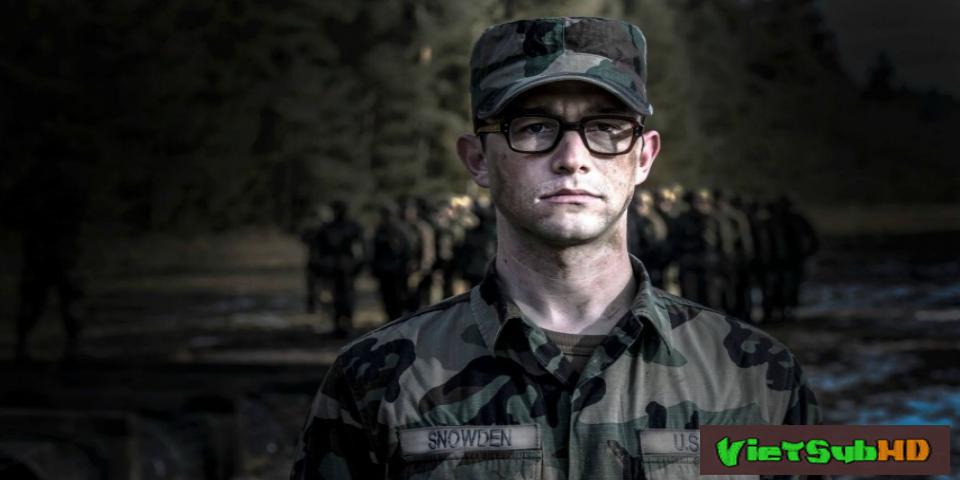 Phim Đặc Vụ Snowden VietSub HD | Snowden 2016