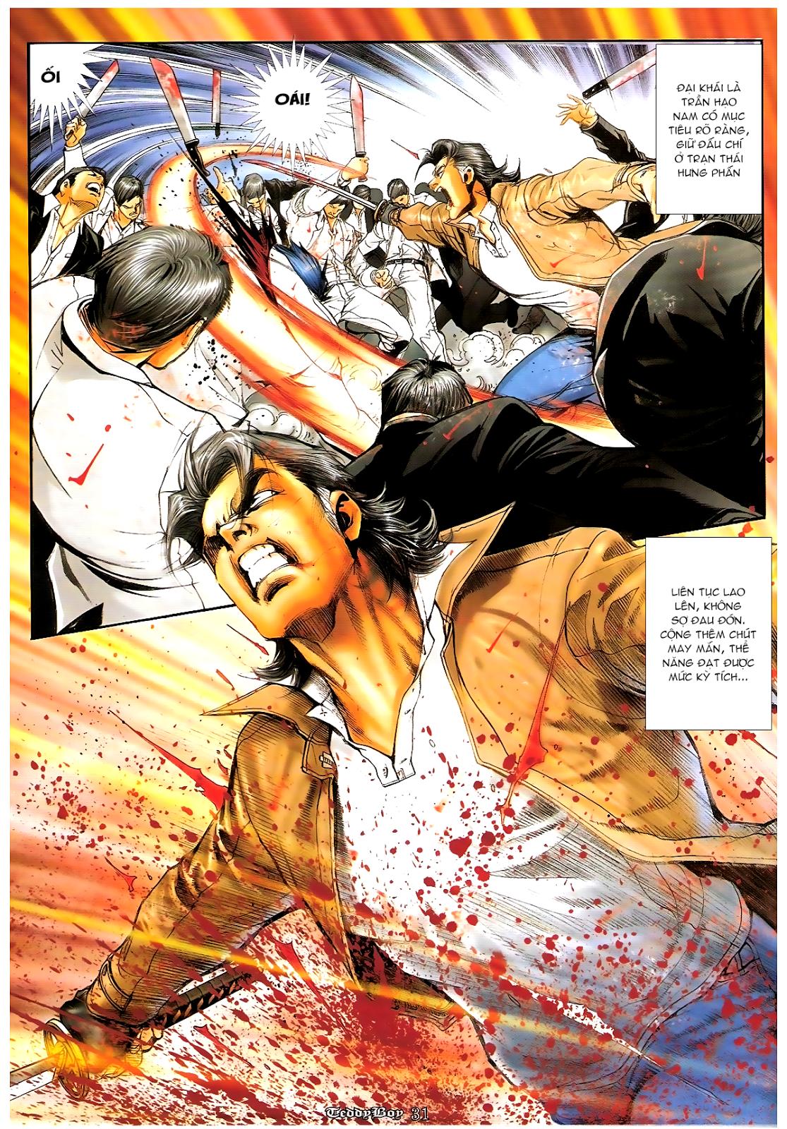 Người Trong Giang Hồ - Chapter 1221: Cái chết Đại Thiên Nhị - Pic 27