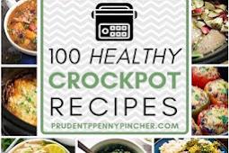 #100 #HEALTHY #DINNER #CROCKPOT #RECIPES