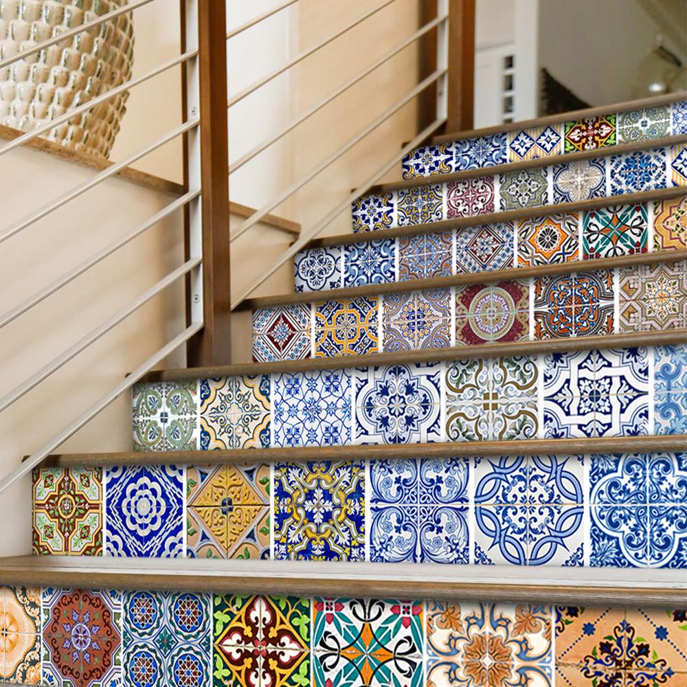Sposób na odnowienie schodów w domu