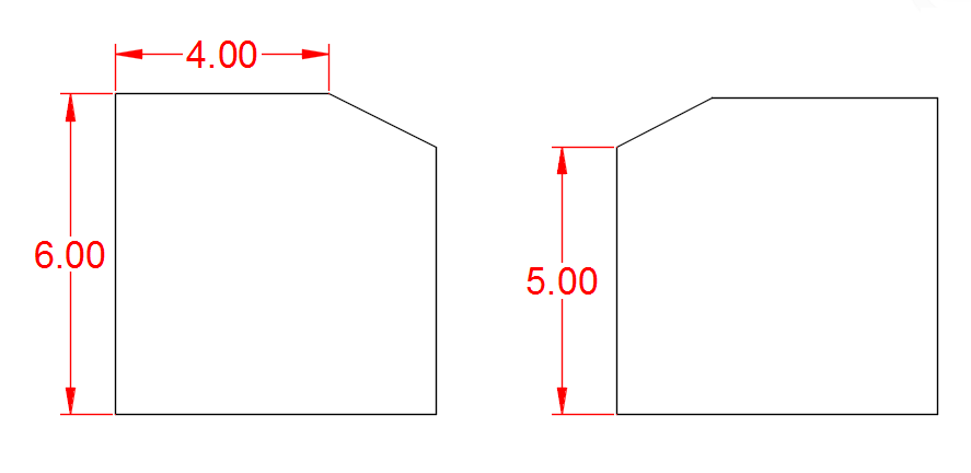 how to draw in meters in autocad
