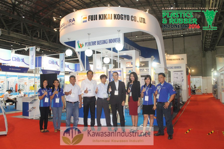 Plastic and Rubber Indonesia 2015