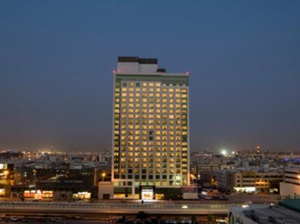 Park Regis Kris Kin Hotel Dubai Wallpaper