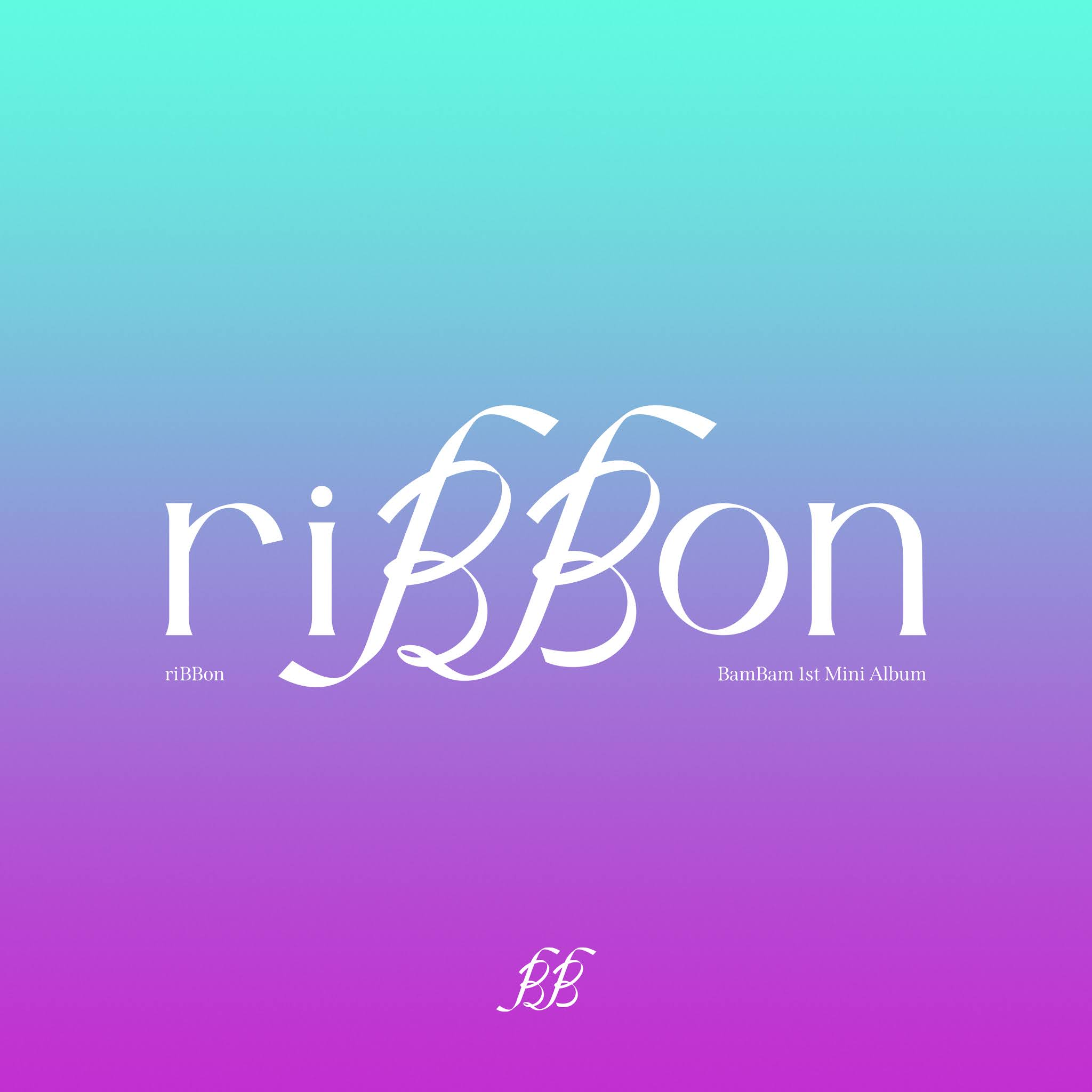 BamBam GOT7 - riBBon
