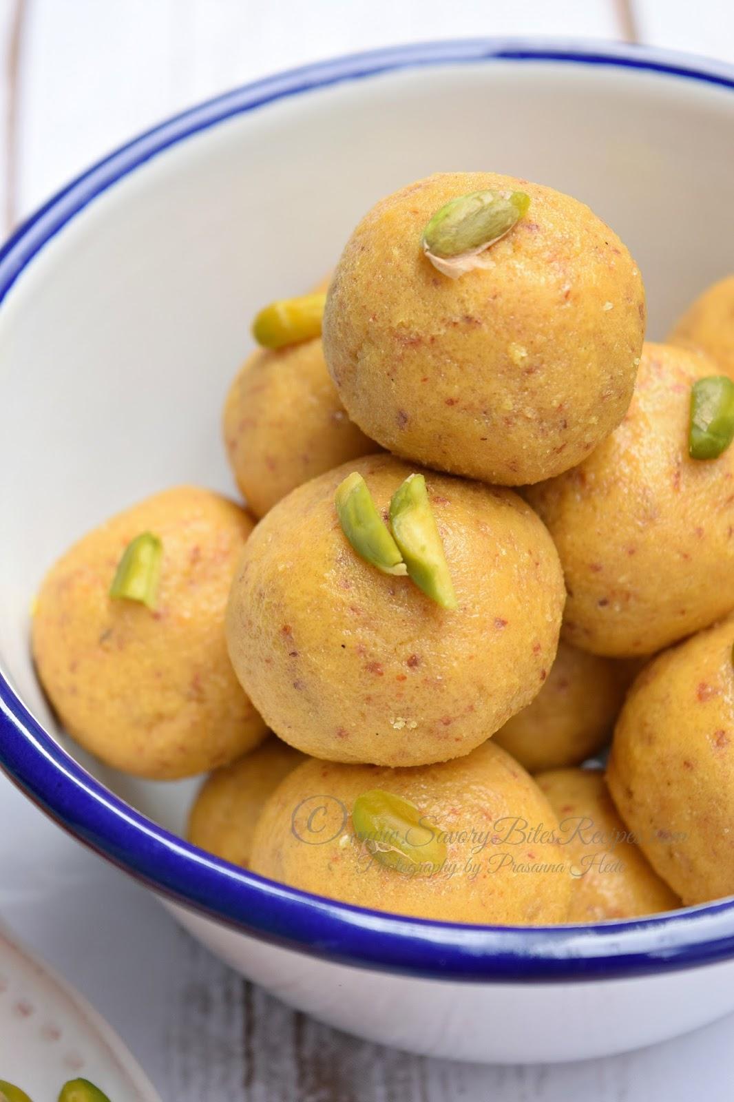 Besan Ladoo Diwali Sweet Festive sweet