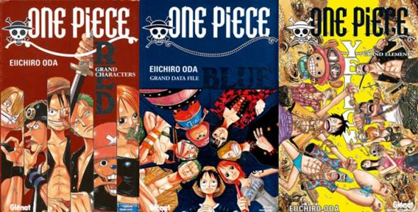 Apakah Databook One Piece Besifat Canon?
