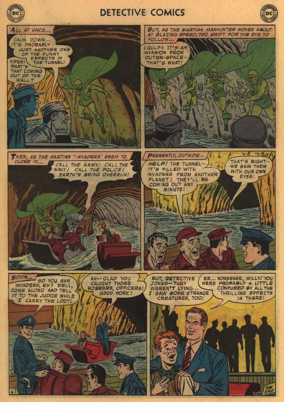 Detective Comics (1937) 256 Page 30